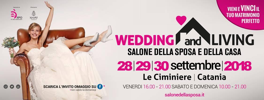 670742789836 WEDDING AND LIVING ANNUNCIA LE DATE DELLA PROSSIMA EDIZIONE  28 30  SETTEMBRE 2018